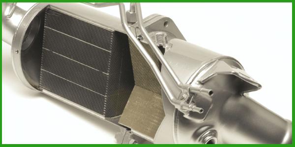dépollution du moteur encrasser-fap, nettoyage du filtre à particule