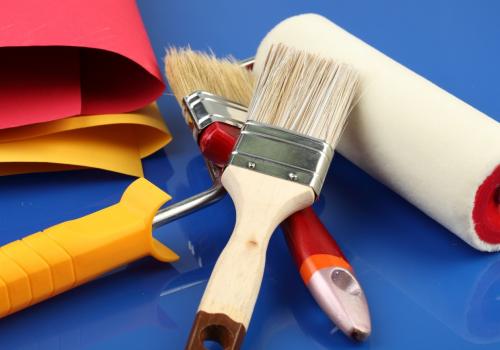 Peintres en bâtiment.  En région Bruxelloise/ devis gratuit avec un peintre de Molenbeek.